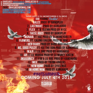 Dave Lucci - God Fearing Mixtape