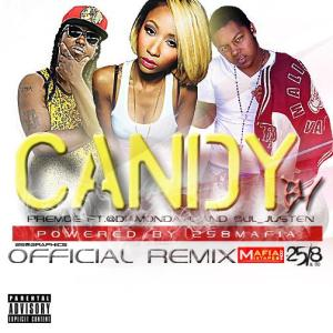 CANDY OFFICIAL REMIX