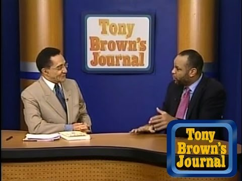 The Official Tony Brown's Journal $40 Million Slave